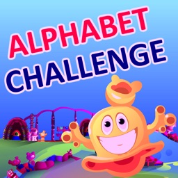 Alphabets Challenge for Age 5+
