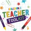 Ibbleobble Teacher Toolkit Stickers for iMessage