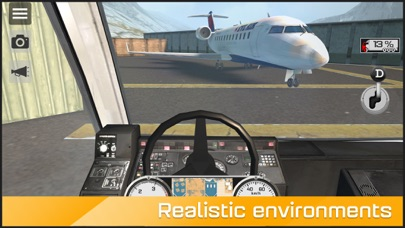 Airport Vehicle Simulatorのおすすめ画像3