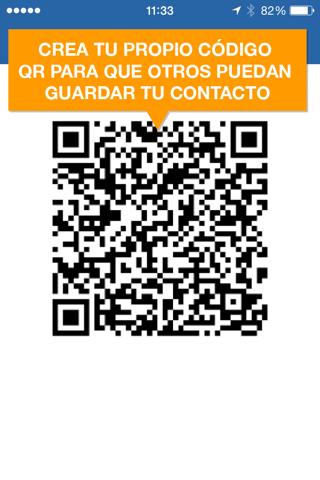 BIDI: Lector QR y de Barras screenshot 4