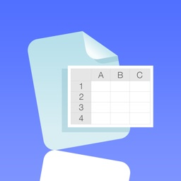 iSpreadsheet™ Office Spreadsheet for iPhone & iPad