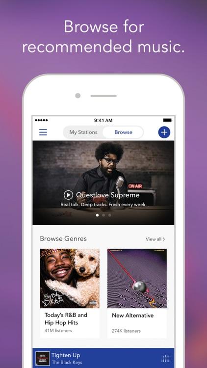 Pandora - Music & Radio app image