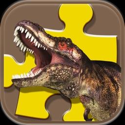 斑斑恐龙拼图-儿童AR早教益智玩具