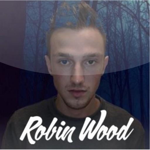 Dj robin wood icon