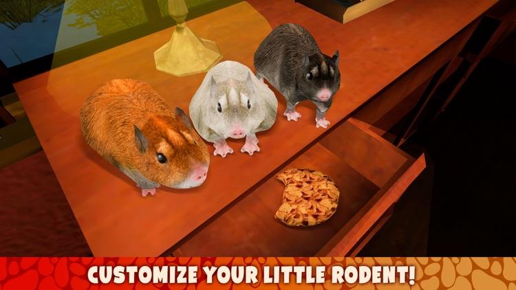 Hamster Pet Survival Simulator 3D screenshot-3