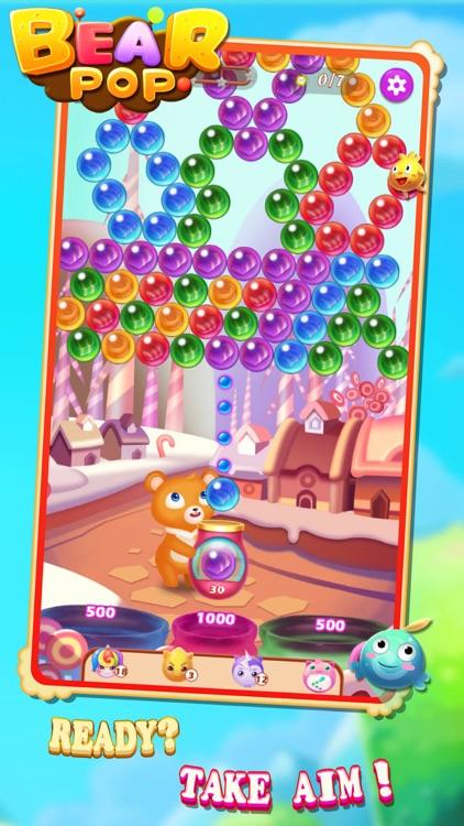 Bear Pop - Bubble Shooter Game screenshot-3