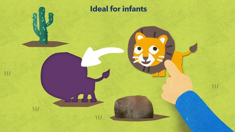 Fiete Puzzle - Kids Games with Animals