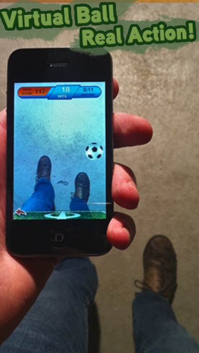 ARSoccer - Augmented Reality Soccer Game Screenshot 5