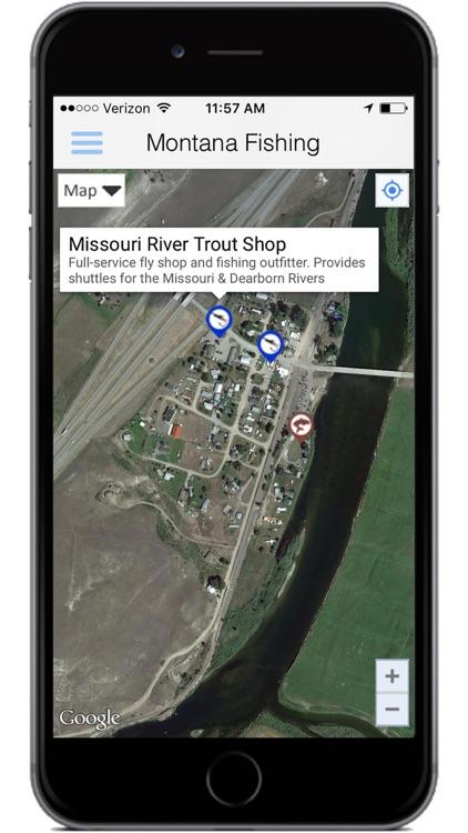 Montana Fishing screenshot-3