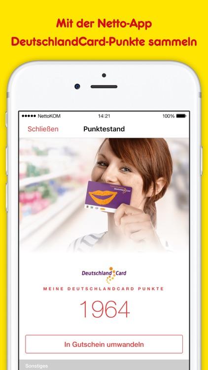 Netto: Angebote & DeutschlandCard Punkte sammeln screenshot-4