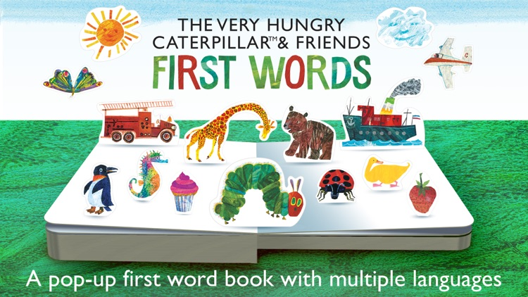 The Very Hungry Caterpillar– First Words screenshot-0