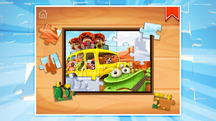 StoryToys Jigsaw Puzzle Collection screenshot-4