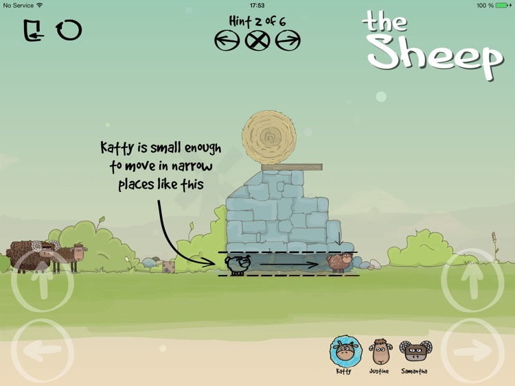 the Sheep - family's game screenshot-3
