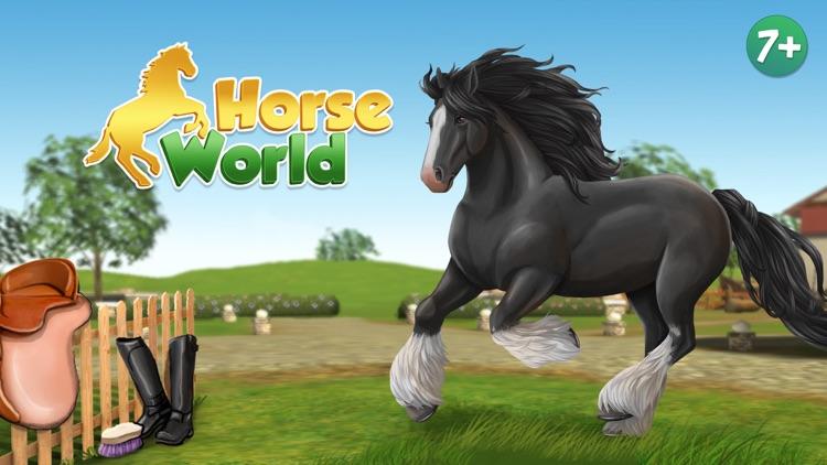 HorseWorld 3D: My Riding Horse screenshot-4