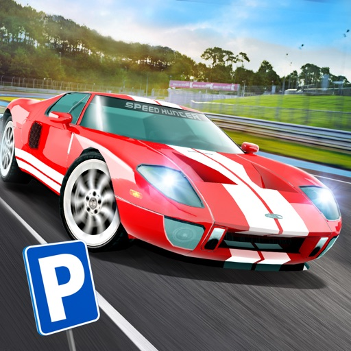 Parking Masters: Super Car Fair