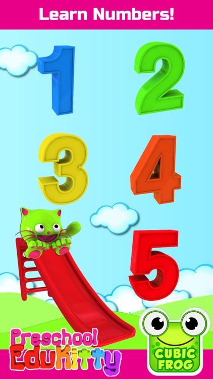 Toddler Learning Game-EduKitty
