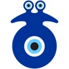Evil Eye Stickers, Nazar Protection, Set 1