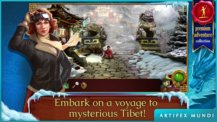 Tibetan Quest: Beyond the World's End (Full) screenshot-0