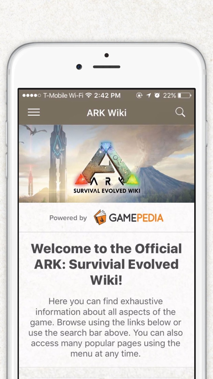 Official Wiki for ARK Screenshot