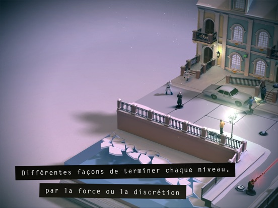 Screenshot #5 pour Hitman GO