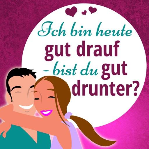 Flirtsprüche - Coole Sprüche: Flirten Spruchbilder