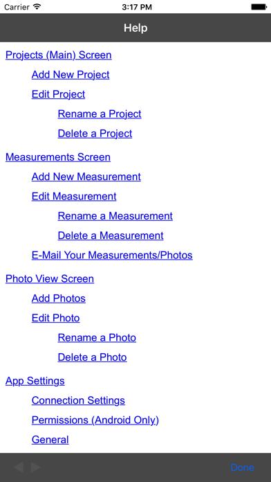 LDM Connect screenshot 5