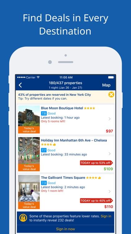Hotels & Vacation Rentals by Booking.com screenshot-3