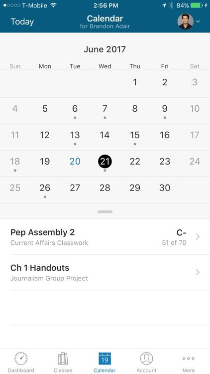 PowerSchool Mobile screenshot-4