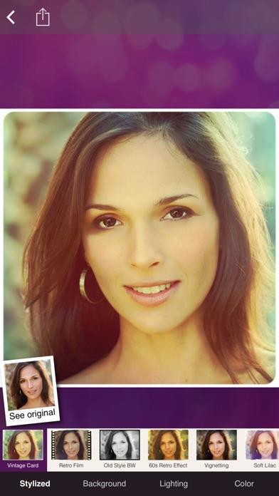 Download Visage voir: photo beauty cam for Pc