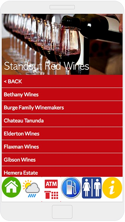 WineMapz Barossa SA screenshot-3