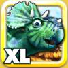 Dinosaurios caminando juntos 3D puzzle juego XL