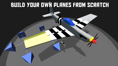 Screenshot for SimplePlanes in United States App Store