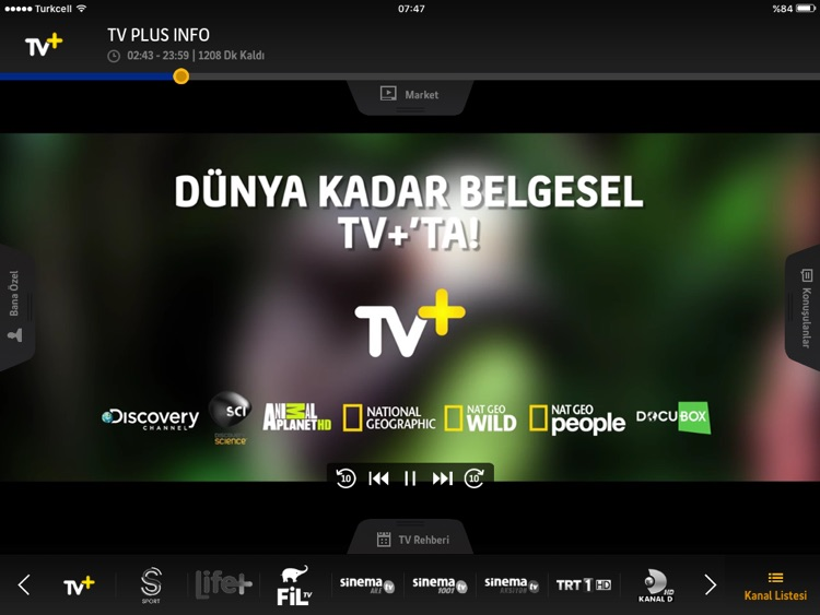 TV+ for iPad