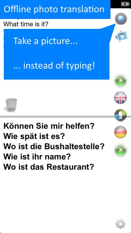 Translate Offline: German Pro