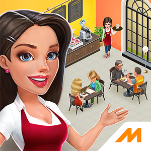 My Cafe: Recipes & Stories - World Restaurant Game app