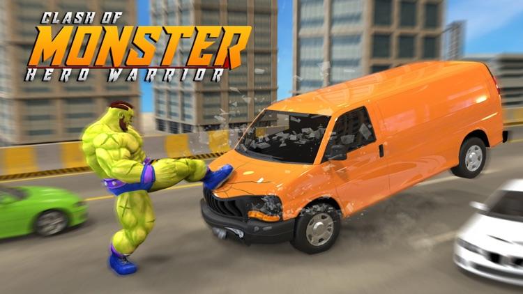 Clash Of Monsters Hero Warrior