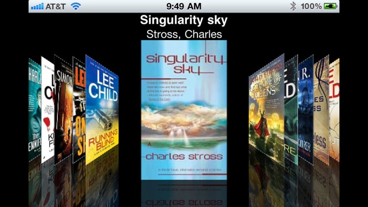 iBookshelf Lite screenshot-2