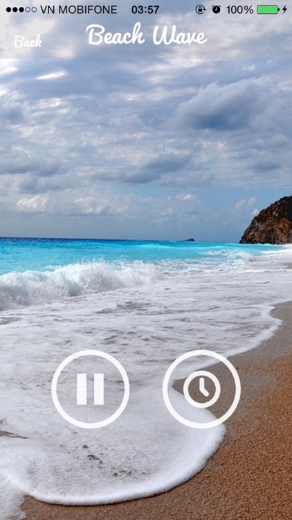 Sea Sounds Ocean Sounds - Beach Sound,Relax Sea screenshot-2