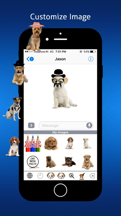 Pet Animal Emoji Keyboard screenshot-3