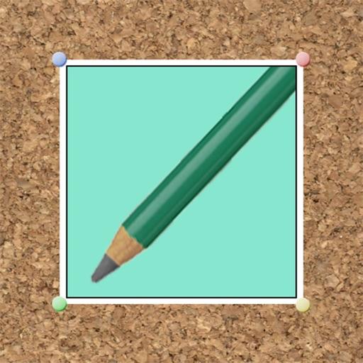 Pencil illusion iOS App