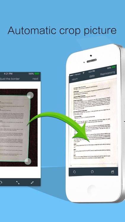 WorldScan Pro - Scan Documents & Pdf Scanner screenshot-3