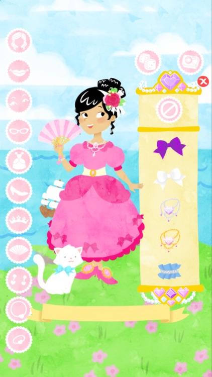 Princess Fashion Show Dress Up screenshot-4