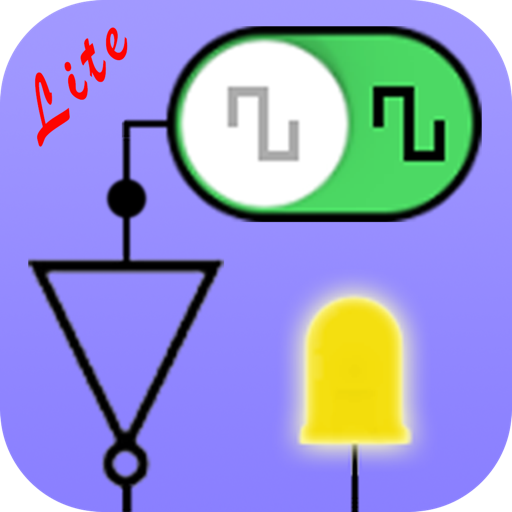 Logic Designer Lite : цифровые логические вентили