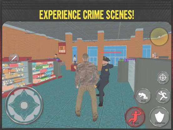 Russian Gangster City Combat screenshot 3