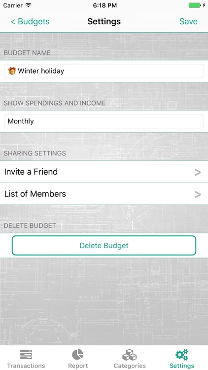 Budget Share screenshot-3