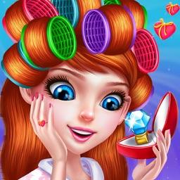 Princess Girl Makeover fun