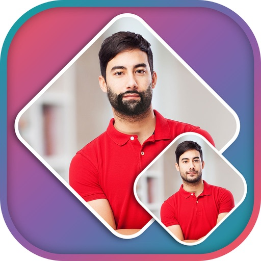 Man Mustache & Beard Photo Editor