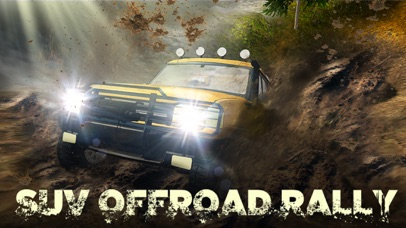 SUV Offroad Rally screenshot 1