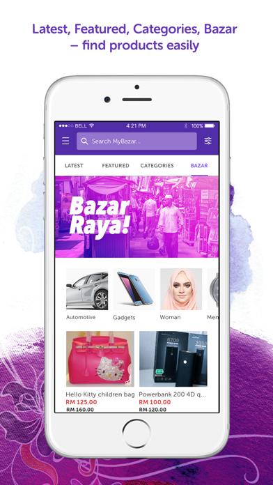 MyBazar Preview 1