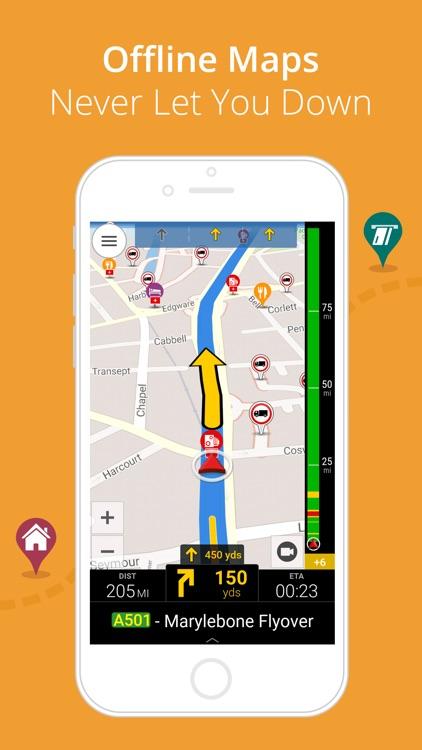 CoPilot Truck HD Europe screenshot-4